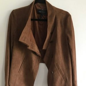 BCBGMaxAzria Jackets & Coats - Brown jacket